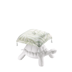 Qeeboo Turtle Carry pouf